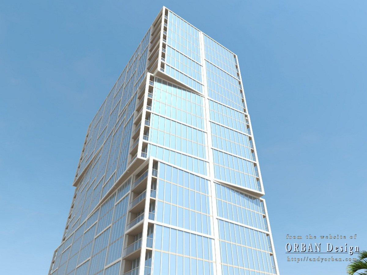 April 2012 Charlottesville Architectural Rendering